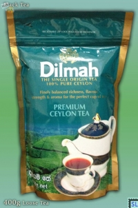 Dilmah 100% Pure Ceylon Tea Bag - 400g