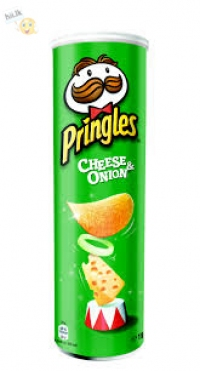 Pringles Chees&Onion