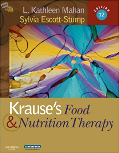KRAUSE'S FOOD&NUTRITION THERAPY
