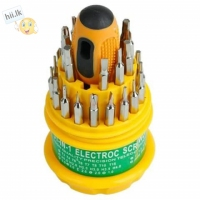 31 in 1 Electronic Screwdriver Set