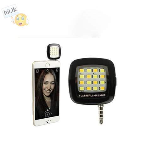 LED Selfi Flah Light